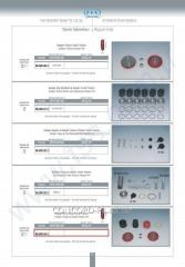 Vehicle spare parts and components