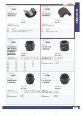 Stabilizer 71510CNT semi-plug