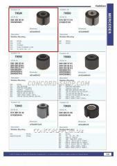 Saylentblok of the stabilizer 70524CNT