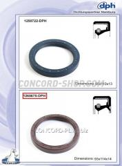 Crankshaft 1265675-DPH epiploon