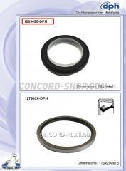 Crankshaft 1283490-DPH epiploon