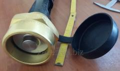 Safety valves internal for gas carriers, transport