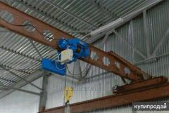 Crane beam of / p 5 tons