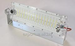 LED spotlight. Power consumption 35 watts. 100