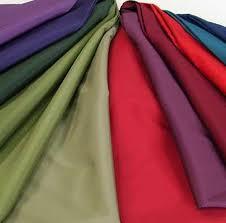 Ткани для одежды и постельного белья, торговые