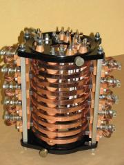 Current collectors ring TKK-100 TKK-200 series