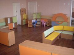 Мебель детская, игровая, тематические комнаты,