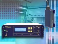 Лазерный виброметр для измерения в плоскости