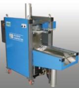 Sample preparation of samples of asfal