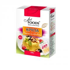 TM ART FOODS millet in bags for cooking, 500 g,