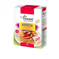 Whaet groats TM ART FOODS in bags for cooking, 500