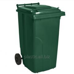 Tank of garbage 120 l.