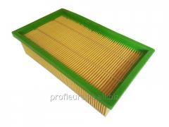 Плоский складчатый фильтр для пылесосов KARCHER NT