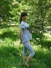Sports clothes for pregnant women