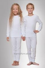 Термобелье Thermoform детское 20-001/002
