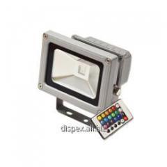 LED SEARCHLIGHT OF LED 10W RGB STANDARD