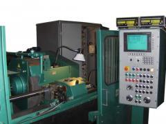 Semiautomatic device circular grinding 3K152VF20