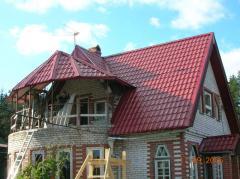 Roofing materials Nikolaev, LLC Iveko-group