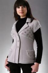 Свободные модели трикотажной одежды. Бриджи,