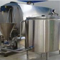 Tanks corrosion-proof for the dairy industry