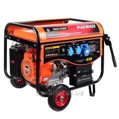 Petrol Patriot Srge 6500E generator