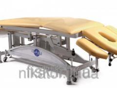 Стол массажный с гидравлическим регулированием высоты SM-H-L