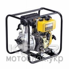 Motor-diesel pomps