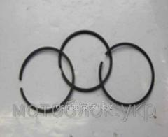 Piston rings, for combine engines