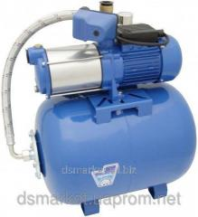 Household pumps for fresh water