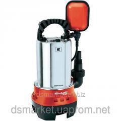 Pumps for dirty liquids