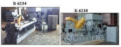 Пресс для брикетирования стружки Б6234, б/у