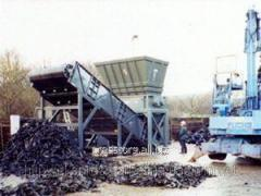 ENERPAT MSB-110 crusher, diameter of shaft is 880 mm