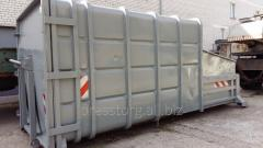 Compactor for Husmann 18 MSW