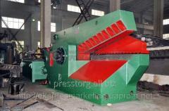 Ножницы аллигаторные Jiangsu Huahong Technology Stock Q43-4000 по металлу