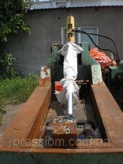 Пресс гидравлический для металлолома Y81Q-135