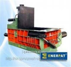 Пресс пакетировочный для металлолома