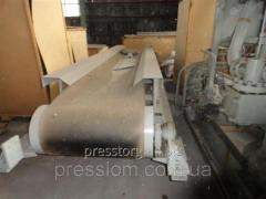 Press HSM VL-500, paketirovochny for waste paper