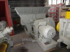 Briquetting equipment
