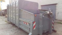 The equipment for processing and recycling of waste