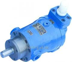 The pump 160YCY14-1B is hydraulic