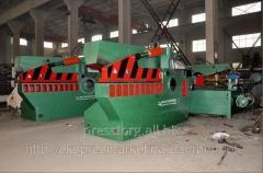 Ножницы аллигаторные Jiangsu Huahong Technology Stock Q43-3150