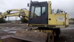 Overloader of scrap metal Colmar CL160