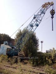 Scrap metal loading crane railway second-hand