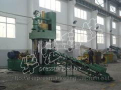 Пресс брикетировочный Jiangsu Huahong Technology Stock Y83-500