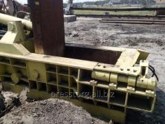 Press for scrap metal of Y81F-100