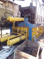 Пресс для металлолома б/у Y81F-200