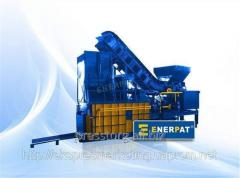 Specify the prices                        Press paketirovochny for metallolomay81f-100, the powerful and compact, irreplaceable assistant on the platform on collecting scrap metal. The reliable hydraulic mechanism and constructional steel in the uniform t