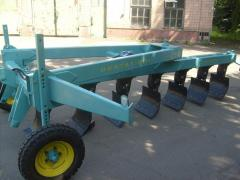 PLOUGH REVERSIVE UNIVERSAL FOR TRACTORS FROM 260