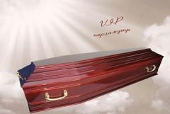 Гроб Перламутр
