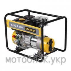 Ship petrol generators and power stations